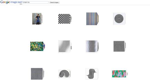 Google Swirl