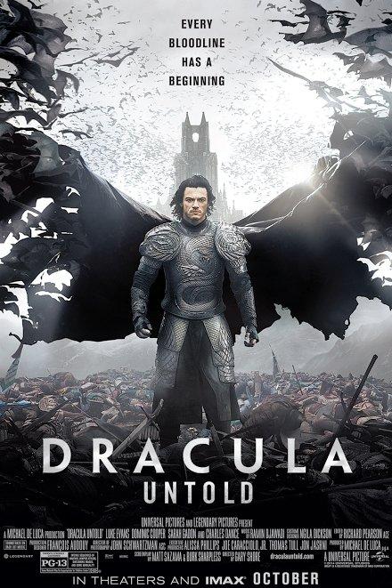 [達人專欄] 美國黑暗奇幻電影《德古拉:永咒傳奇》 - FisherSakana的創作 - 巴哈姆特