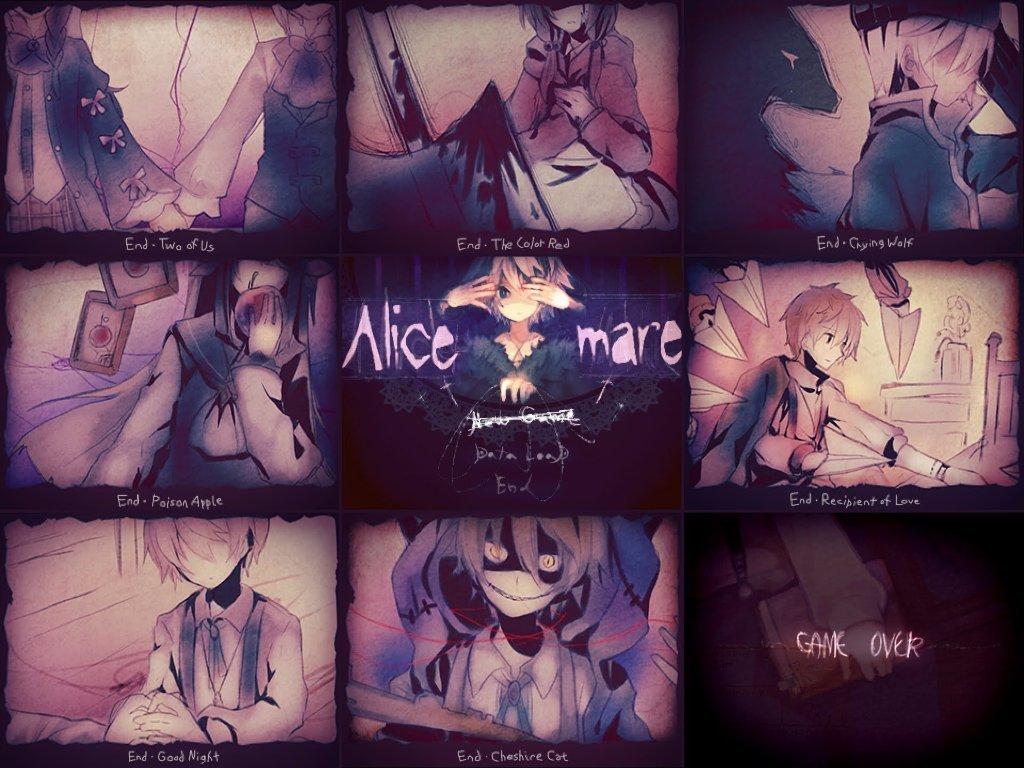 八田貓-黃金貓掌請賜予我力量 過了很久終於補完Alice mare了 - #mfue3b - Plurk