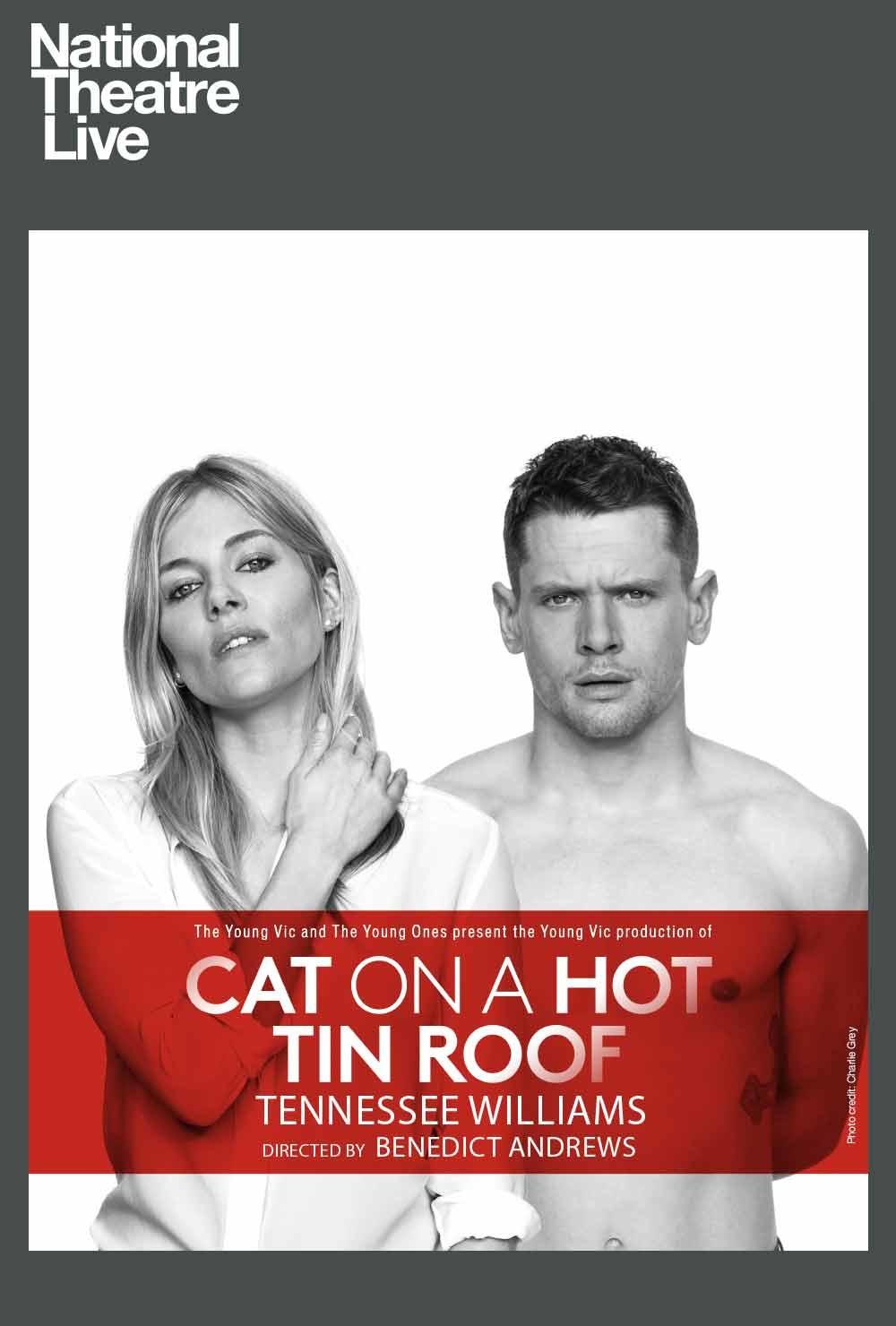 Panny [NT Live] 英國國家劇院現場:朱門巧婦(Cat on a Hot Tin Roof) #席安娜米勒 #傑克歐康納 - #n0g0n0 - Plurk
