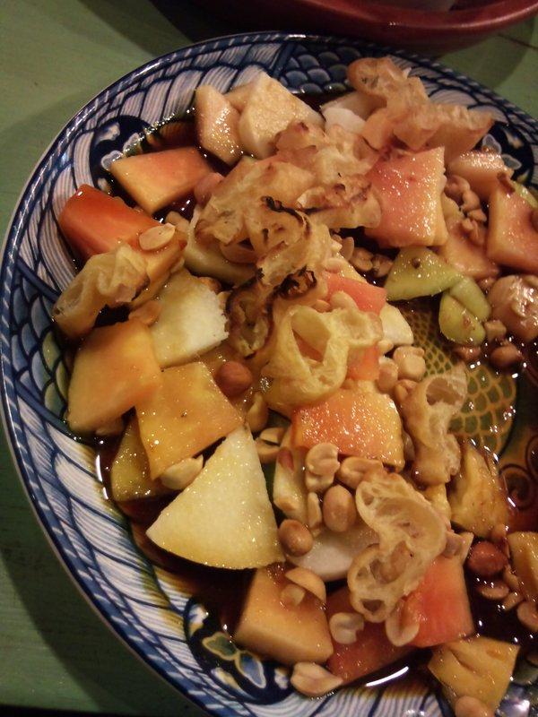 Rujak Cakwe Sagoo Kitchen