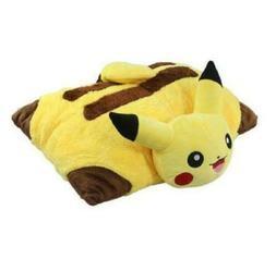17 pikachu soft plush pillow pet pokemon cushion doll toy us stock film tv spielzeug