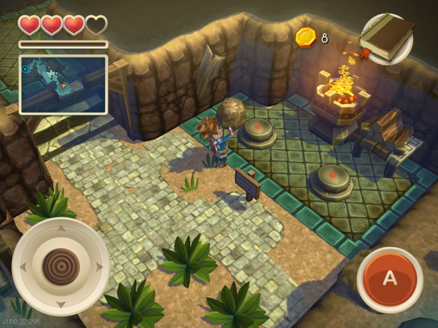 Image result for Oceanhorn on ios