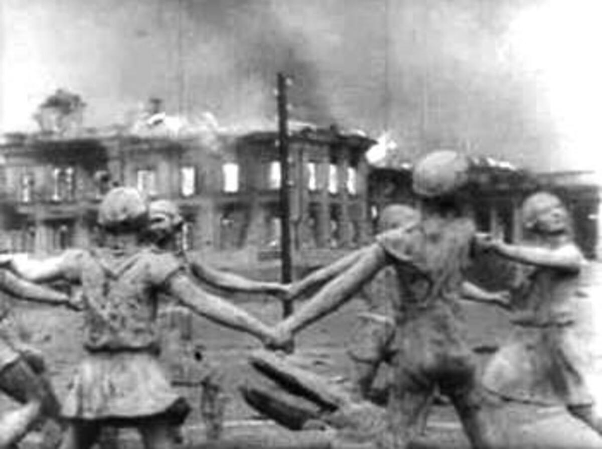 War Ministry Usa Uit De Serie Why We Fight Beelden