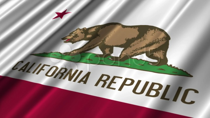 California Flag Wallpaper Infovisual