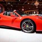 Ferrari 488 Spider Two Door 2 2 Hard Top Stock Video Pond5