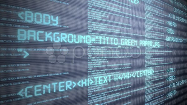 Stock Video Html Code background Buy Now 1446944 Pond5