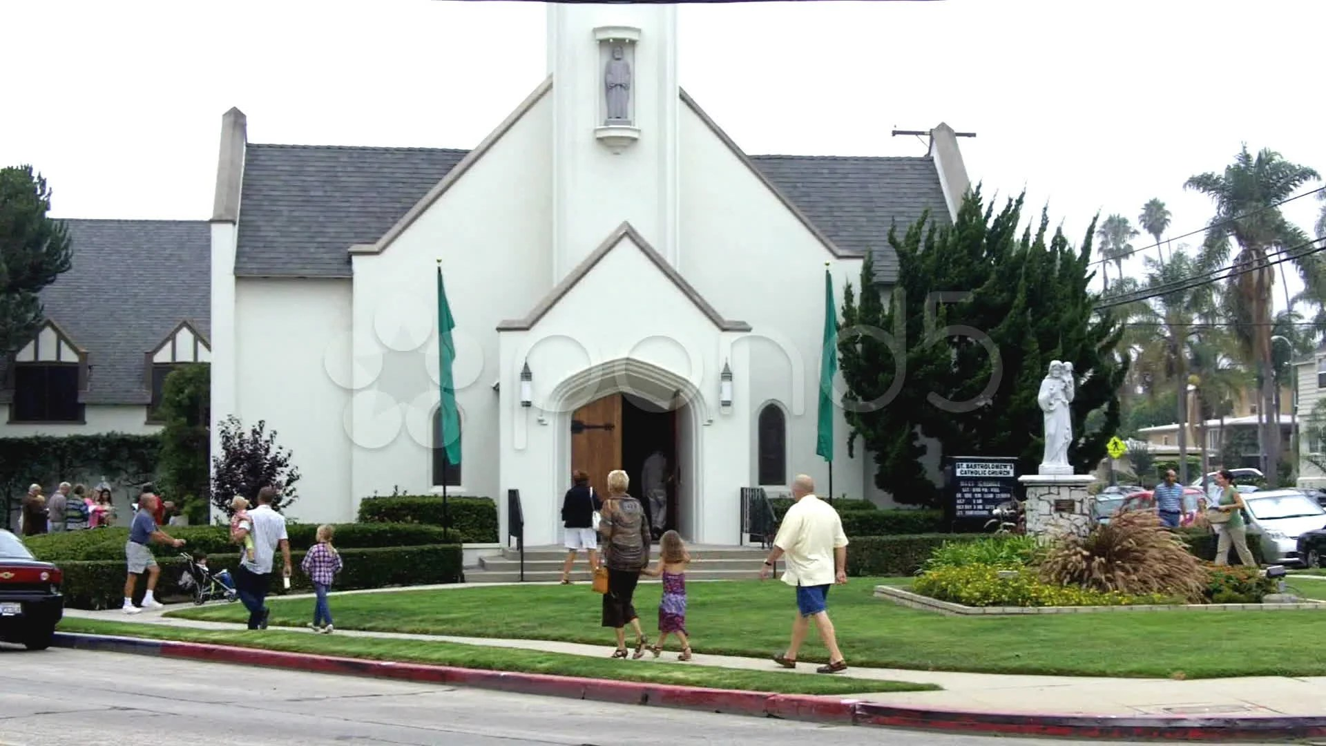Image result for images of people going to church