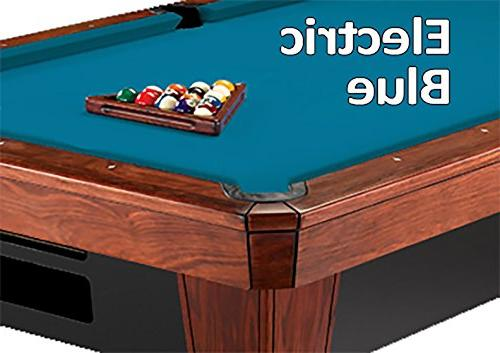 The game has many terminologies, rules and r. Simonis Electric Blue Billiard Cloth 8 Foot Cut
