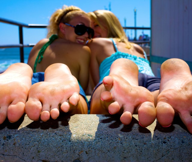 Click Here To Visit California Beach Feet