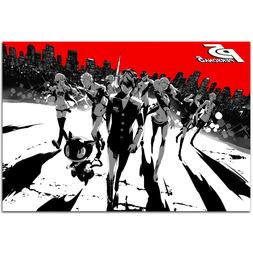 persona 5 poster 24x36 poster24x36