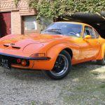 Car Opel Gt 1 9 1972 For Sale Postwarclassic