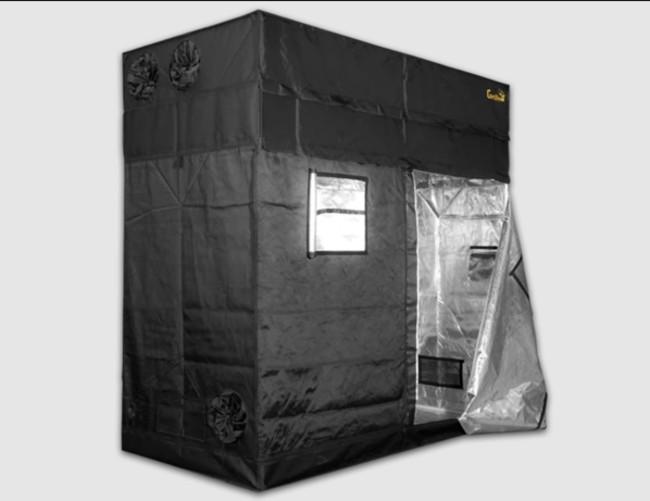 A Gorilla Grow tent