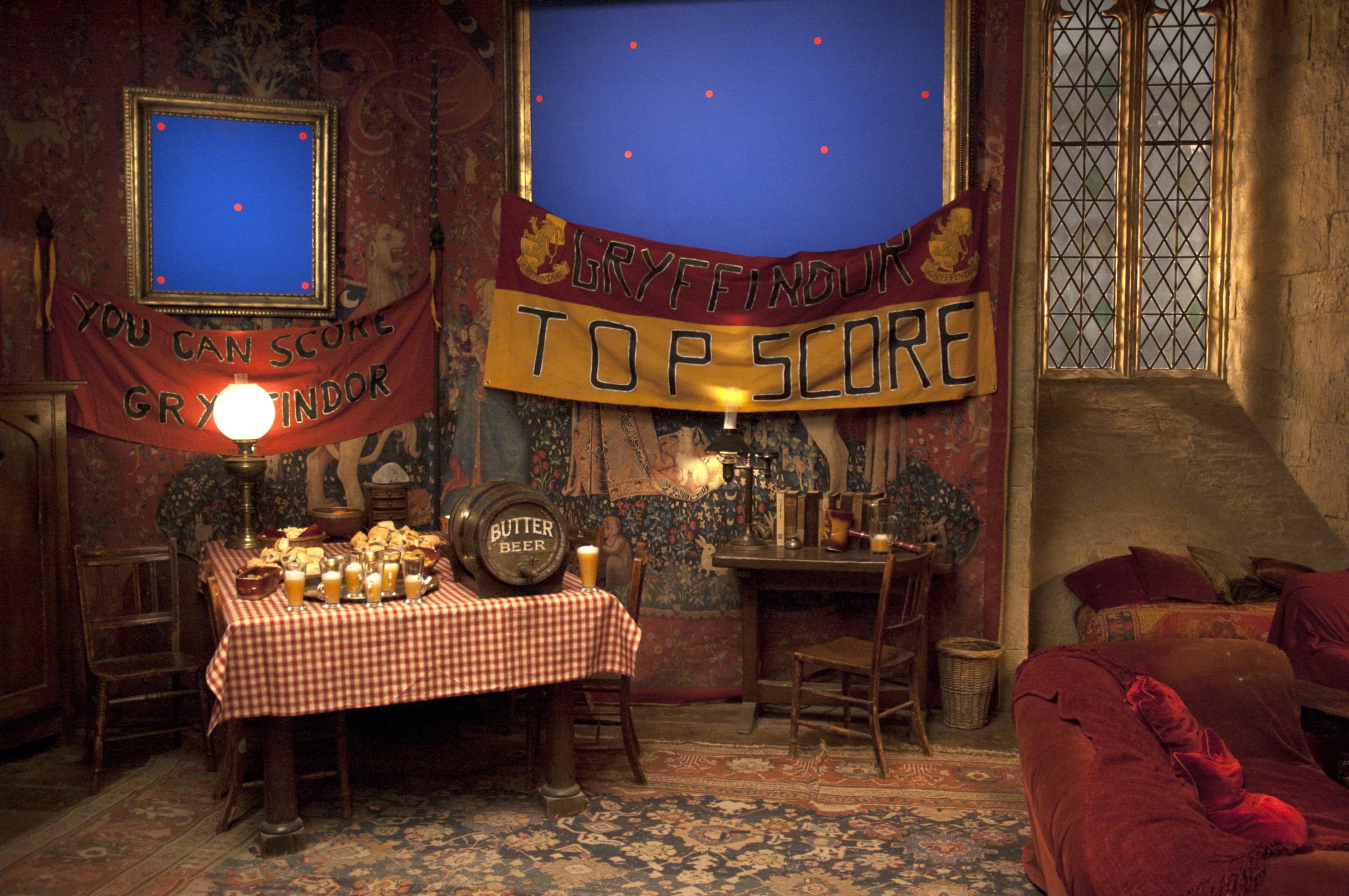 Gryffindor Common Room Decorating Ideas Novocom Top