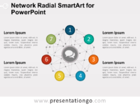 Free Powerpoint Templates About Smartart Presentationgo Com