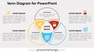 Venn Diagram for PowerPoint  PresentationGO