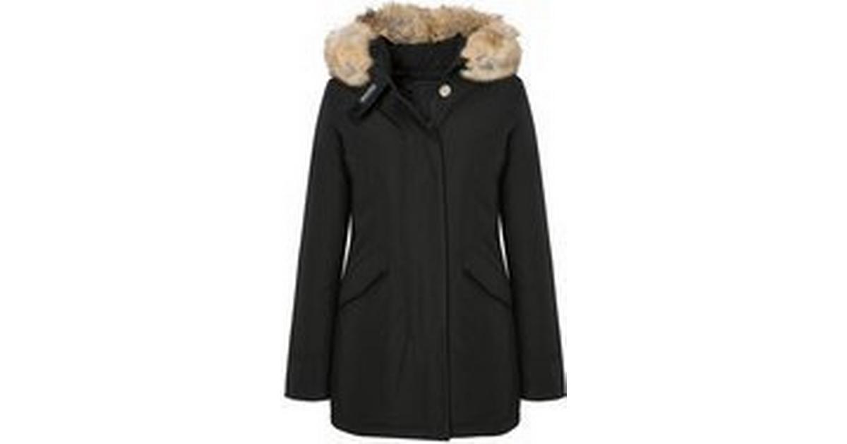 Woolrich Arctic Parka Black WW1446 Hitta Bsta Pris