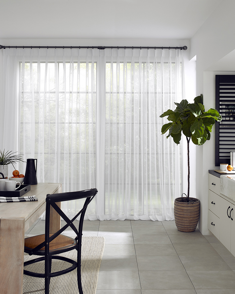 the best window treatments for large