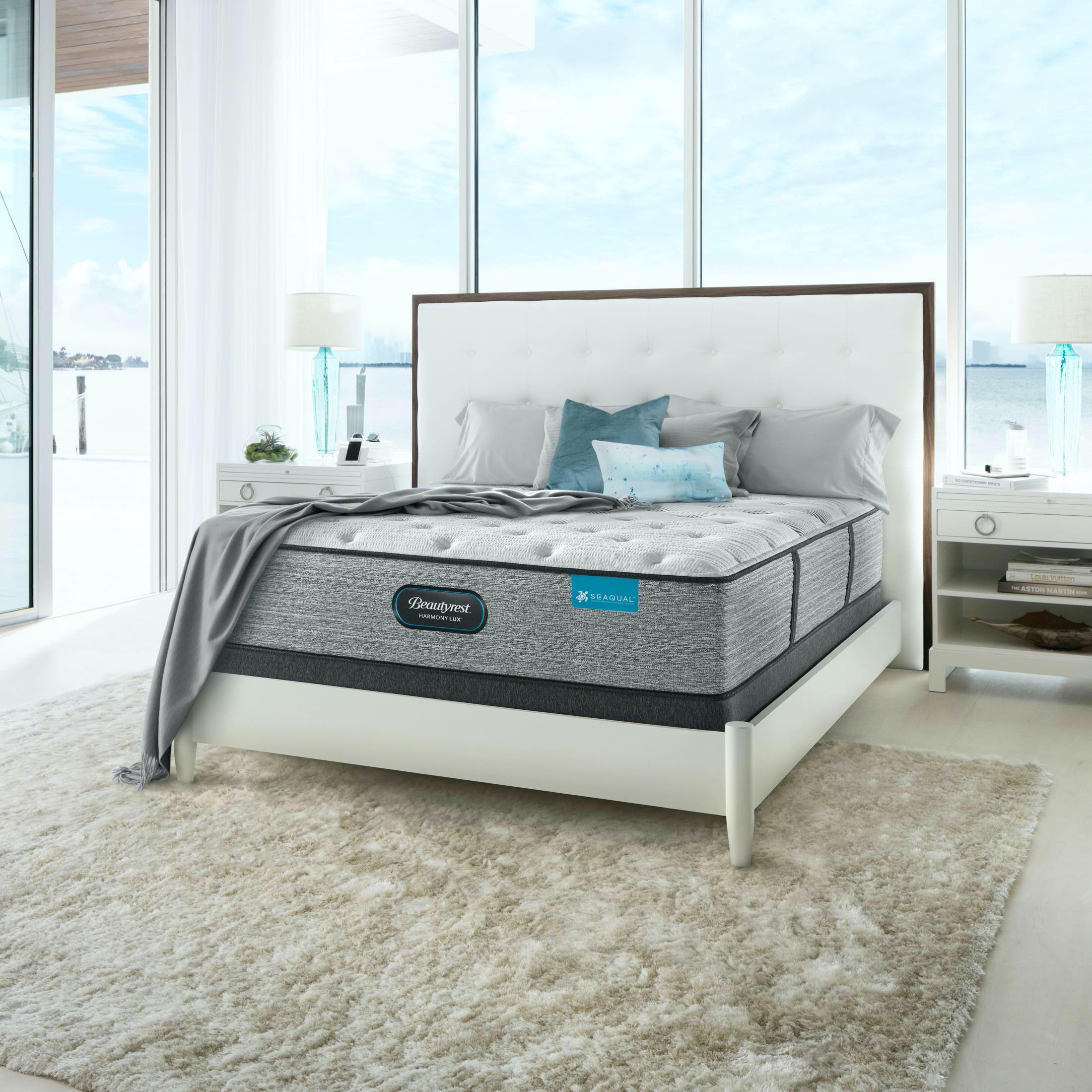 beautyrest harmony lux carbon series