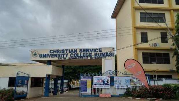 Christian Service University college is the 10th institution in our list of top 10 best universities in Ghana