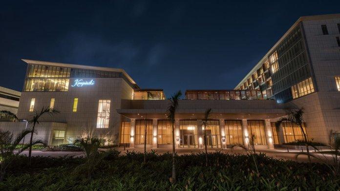 Kempinski Hotel Gold Coast City, the best hotel in Ghana