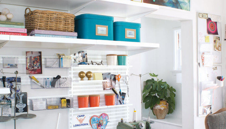 5 Craft Room Organization Ideas The Container Store