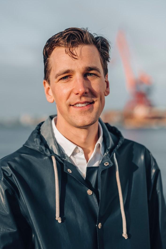 David Svensson, Chief Technology Officer