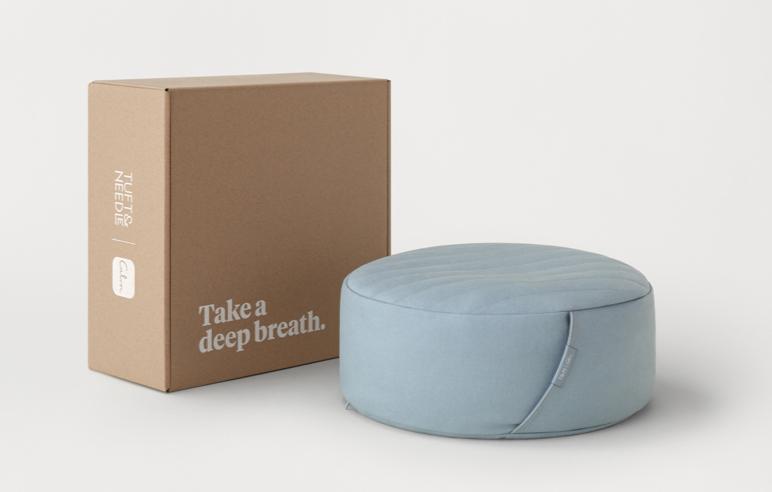 tuft needle meditation cushion calm