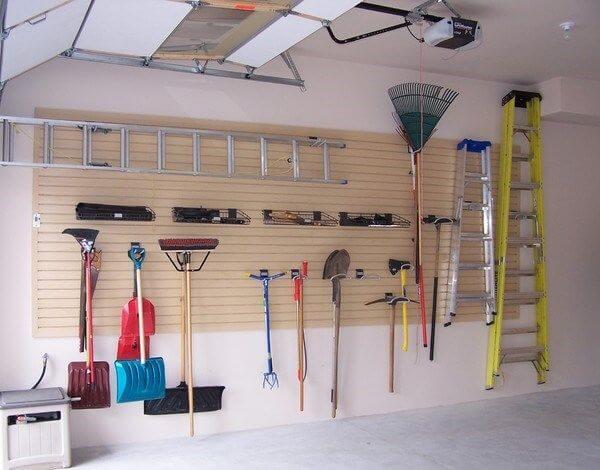 amenagement rangement garage guide