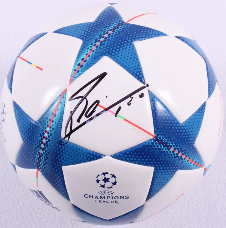 "Lionel ""Leo"" Messi Signed Adidas 2015-16 UEFA Champions ..."