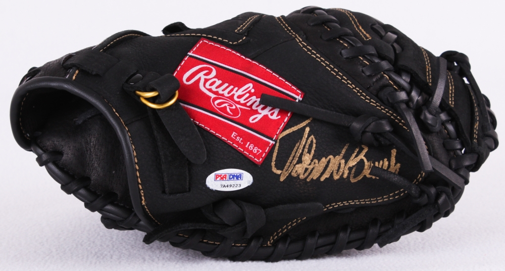 Johnny Bench Hand Size