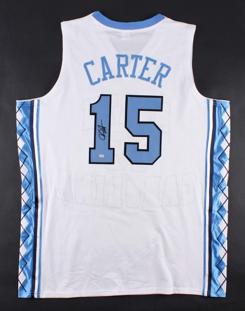 Vince Carter Unc Jersey