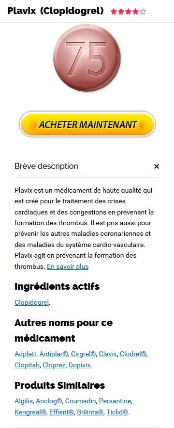 Acheter Plavix Sur Internet