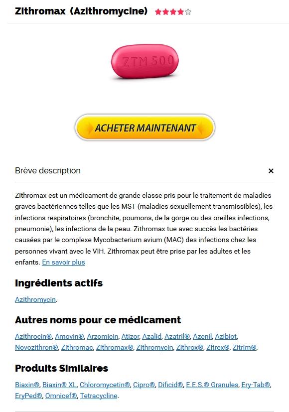Acheter Azithromycin En Ligne France – Meds À Bas Prix – Livraison Rapide Worldwide