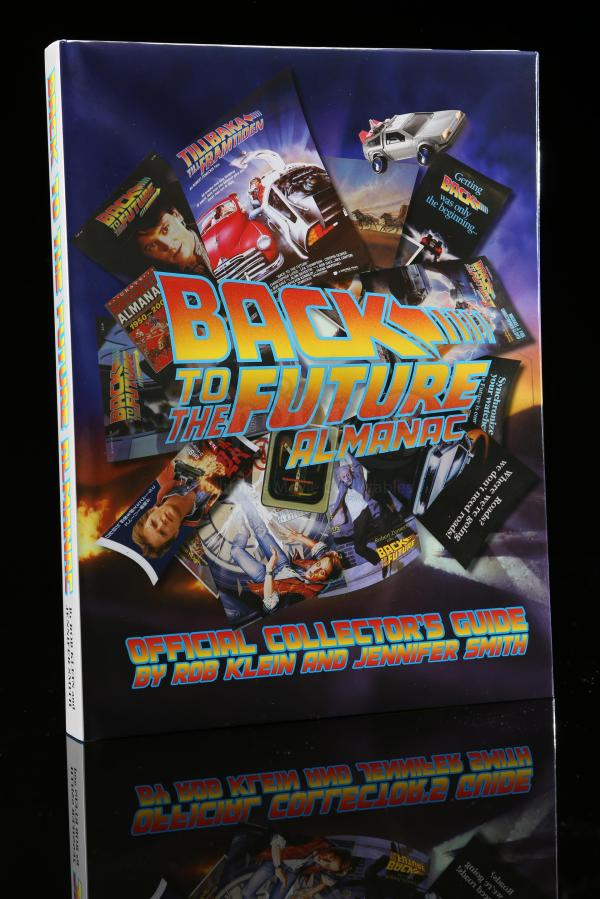 Back to the Future Almanac - Official Collectors Guide ...