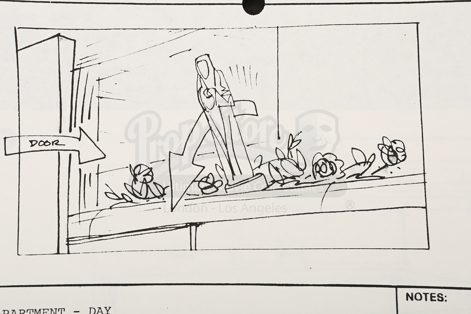 Storyboards Prop Store