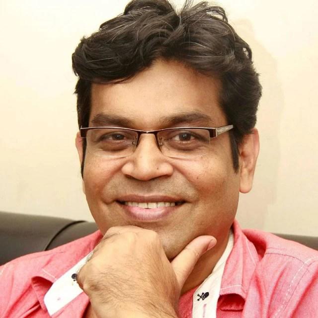 Film director Shihab Shaheen