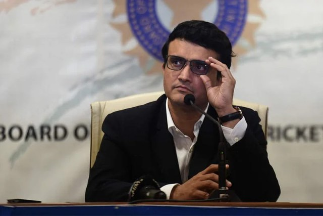 BCCI President Sourav Ganguly expressed concern over the organization of the T20 World Cup.