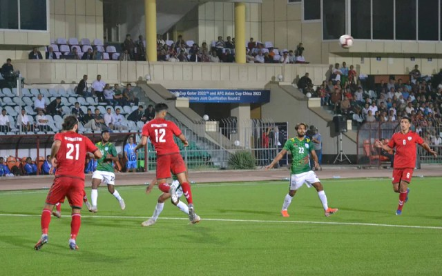 Bangladesh lost to Afghanistan in the first round