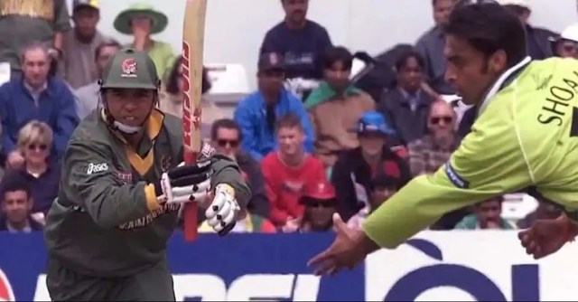 Khaled Mahmood did well with the bat that day.