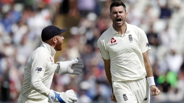 And if he gets 6 wickets, James Anderson will get 1000 wickets in first class cricket.