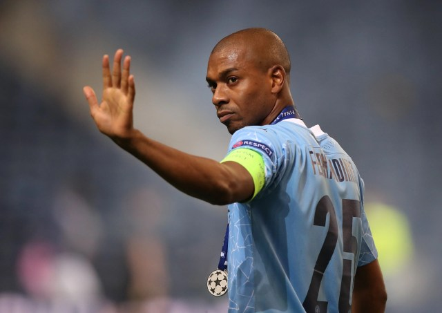 The story of the match could have been different if Fernandinho had been there from the beginning.