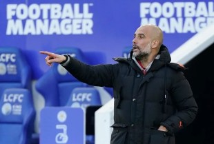 Guardiola's 'unforgettable' season in the preferred league