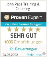 Erfahrungen & Bewertungen zu John Pace Training & Coaching