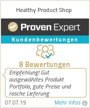 Erfahrungen & Bewertungen zu Healthy Product Shop