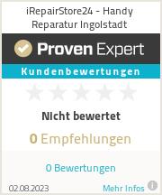 Erfahrungen & Bewertungen zu iRepairStore24 - Handy Reparatur Ingolstadt Handyreparatur Ingolstadt | Foto