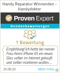 Erfahrungen & Bewertungen zu Handy Reparatur Winnenden - Handydoktor