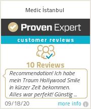 Ratings & reviews for Medic İstanbul