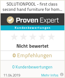 Erfahrungen & Bewertungen zu STYLEPOOL - first class second hand furniture for home and office