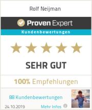 Erfahrungen & Bewertungen zu Rolf Neijman